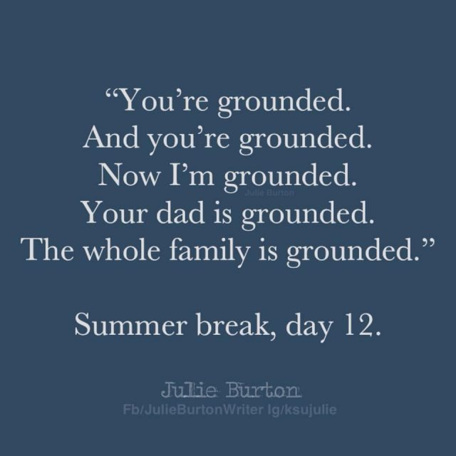 The funniest memes about summertime with the kids on @itsMomtastic by Kim Bongiorno featuring Julie Burton