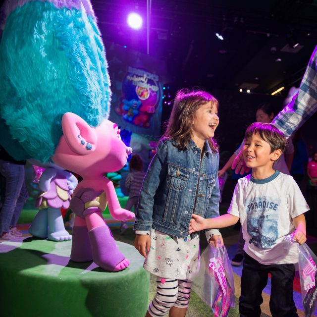 """""""DreamWorks Trolls The Experience"""" in NYC"""