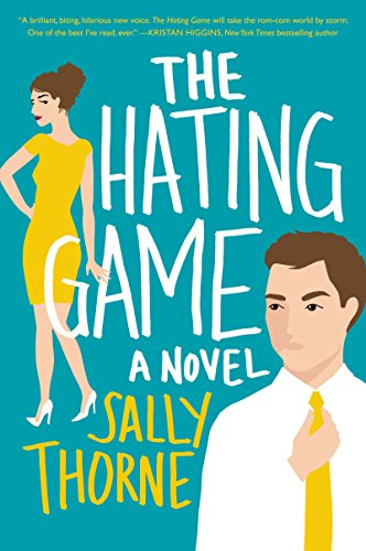 Tingle Books You Should Read to Get You in the Mood This Valentine's Day by @letmestart for @itsMomtastic featuring THE HATING GAME