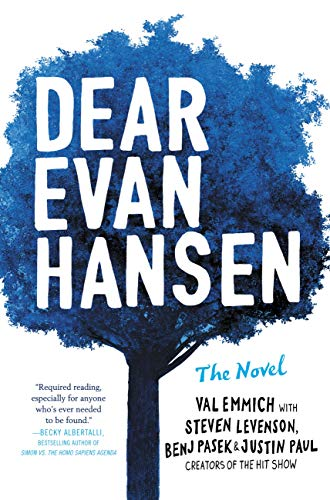 The Best Teen and YA Books Your Kids Should Be Reading This Summer Featuring Dear Evan Hansen by Val Emmich with Steven Levenson, Benj Pasek, and Justin Paul | Book list by @letmestart for @itsMomtastic