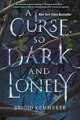 The Best Teen and YA Books Your Kids Should Be Reading This Summer Featuring A Curse So Dark and Lonely by Brigid Kemmerer | Book list by @letmestart for @itsMomtastic