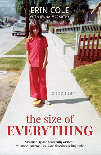 The Best Teen and YA Books Your Kids Should Be Reading This Summer Featuring The Size of Everything by Erin Cole and Jenna McCarthy | Book list by @letmestart for @itsMomtastic
