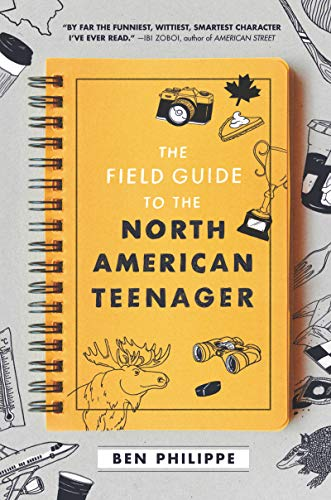 The Best Teen and YA Books Your Kids Should Be Reading This Summer Featuring The Field Guide to the North American Teenager by Ben Philippe | Book list by @letmestart for @itsMomtastic