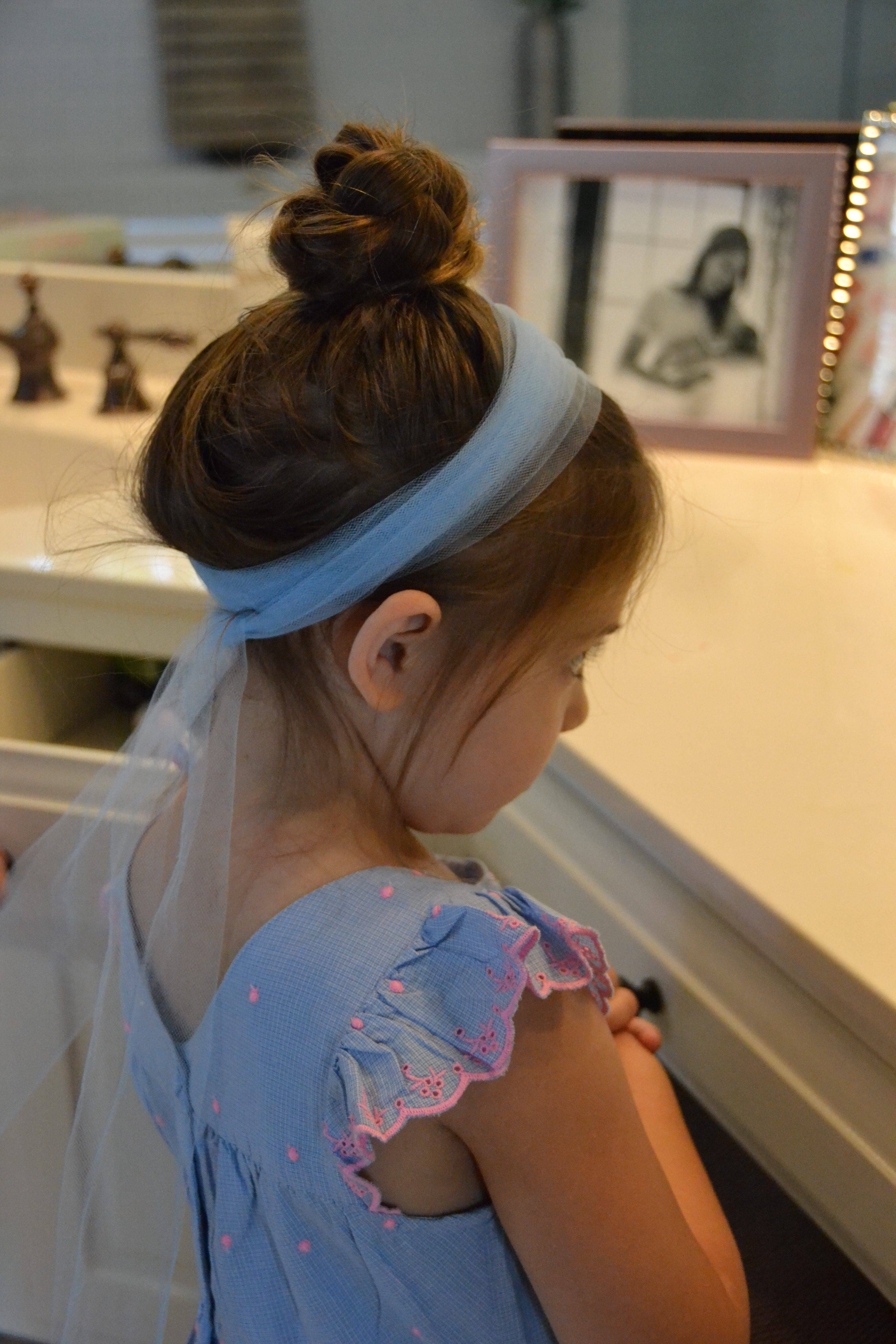 Easy Disney Princess Hairstyles your Little Girl will Love