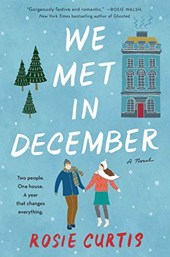 The Best Books to Pick Up This Holiday Season by @letmestart for @itsMomtastic featuring WE MET IN DECEMBER