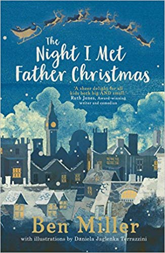 The Best Books to Pick Up This Holiday Season by @letmestart for @itsMomtastic featuring THE NIGHT I MET FATHER CHRISTMAS