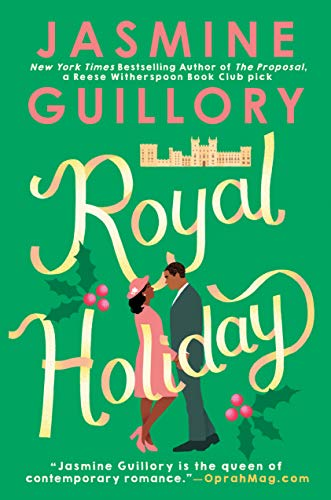 The Best Books to Pick Up This Holiday Season by @letmestart for @itsMomtastic featuring ROYAL HOLIDAY