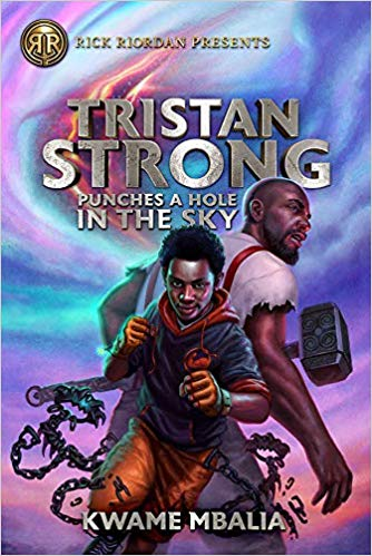 The Best Books to Pick Up This Holiday Season by @letmestart for @itsMomtastic featuring Tristan Strong PUNCHES A HOLE IN THE SKY