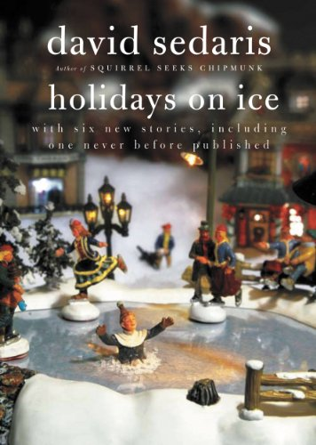 The Best Books to Pick Up This Holiday Season by @letmestart for @itsMomtastic featuring HOLIDAYS ON ICE