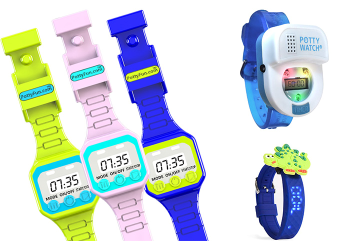 potty training watches