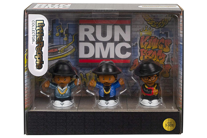'Walk This Way' to Buy The Little People Run DMC Toy Set