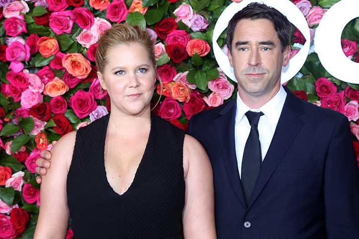 Amy Schumer: Thank You for Sharing Your Hysterectomy News With the World