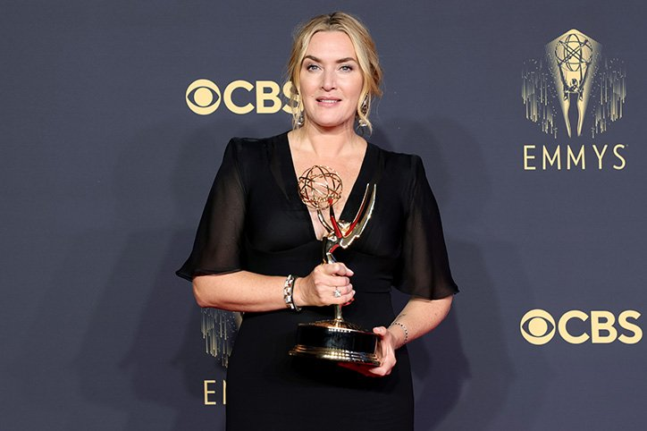 Kate Winslet Identifies with Middle-Aged Mothers in Emmy Speech