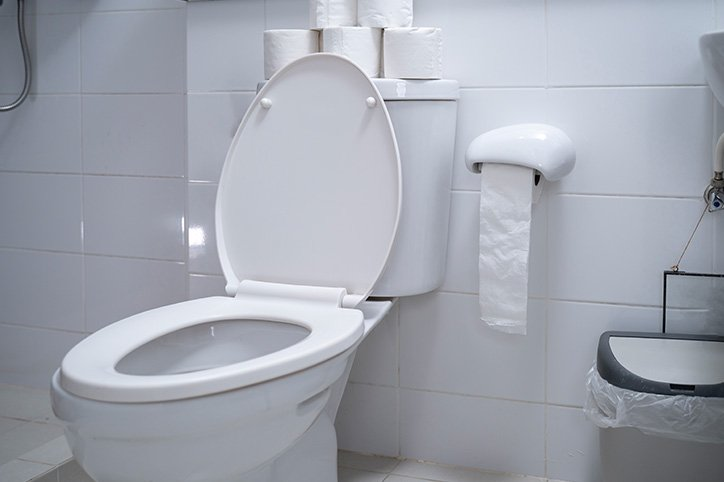 Clever TikTok Mom Outsmarts Family With Toilet Seat Test