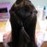 Special Occasions: Ponytail Veil