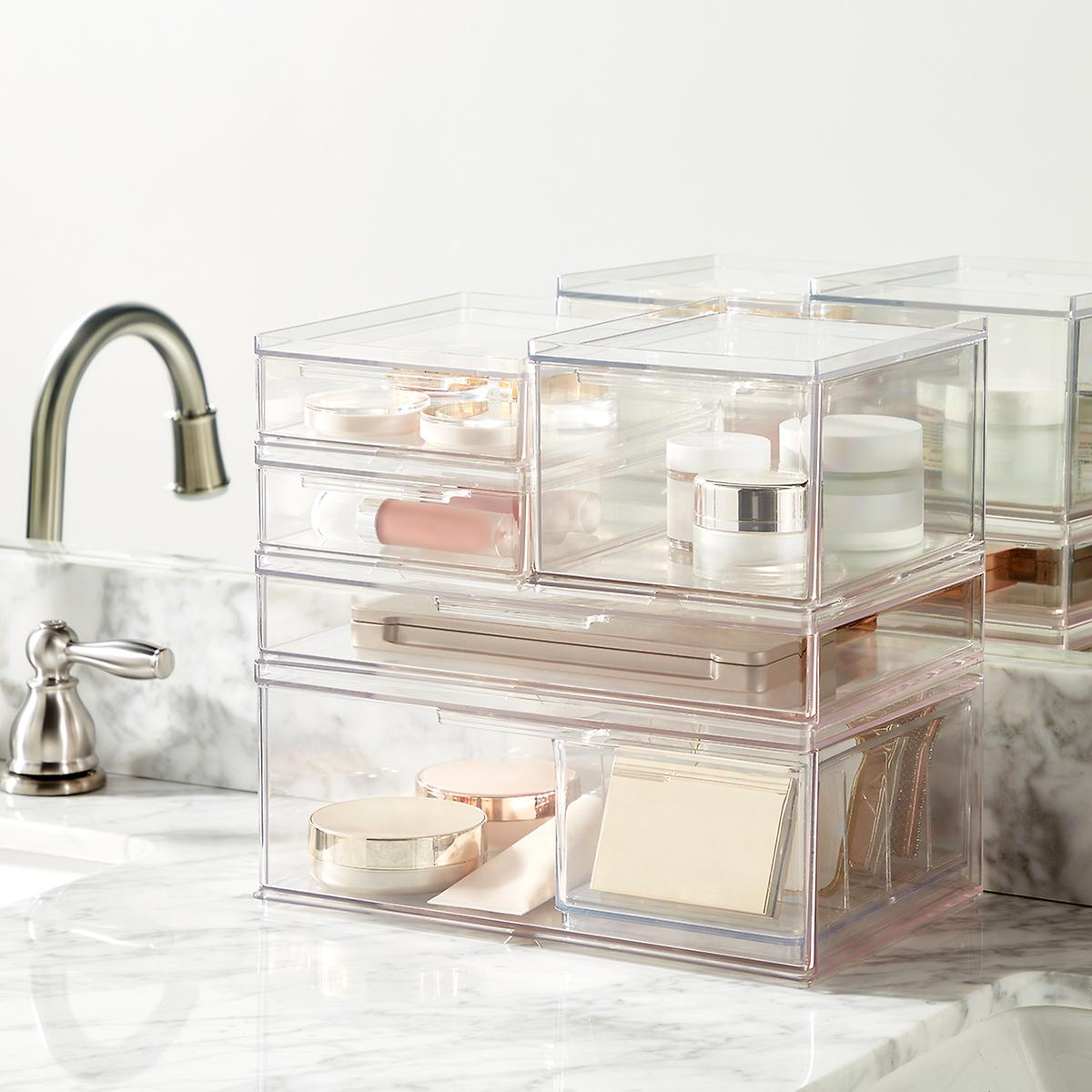 The Home Edit Stackable Drawers