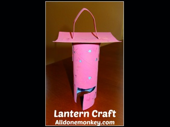 DIY Lanterns for Costa Rican Independence