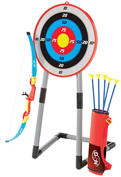 NSG Deluxe Bow and Arrow Set for Kids