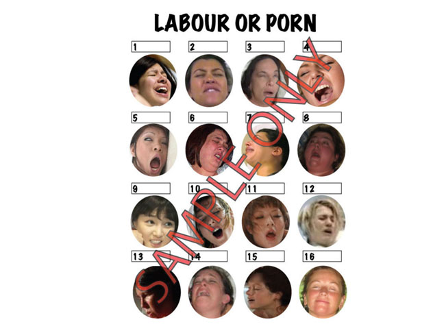 Labor or Porn Game