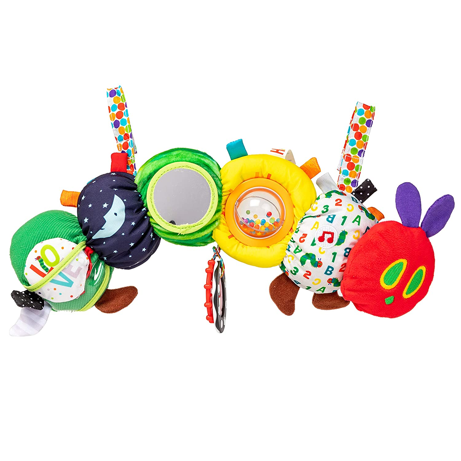 World of Eric Carle The Very Hungry Caterpillar Activity Toy