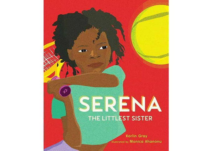 Serena, the Littlest Sister by Karlin Gray