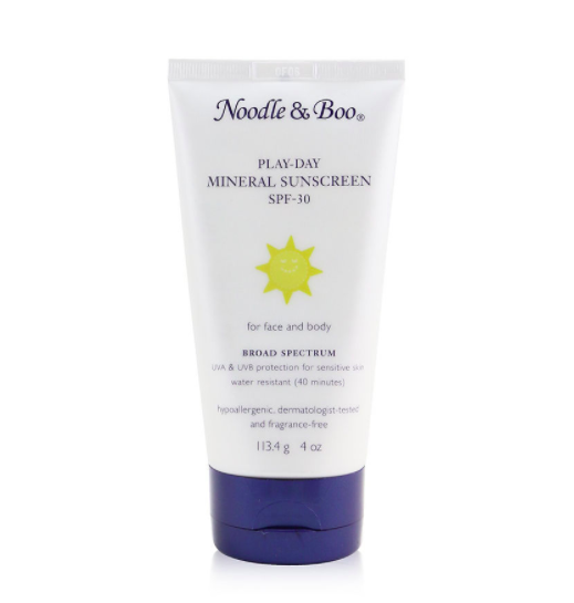 Noodle & Boo Play-Day Mineral Sunscreen Spf 30