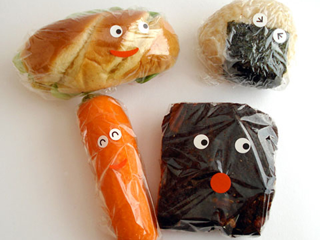 Dress Up Their Food
