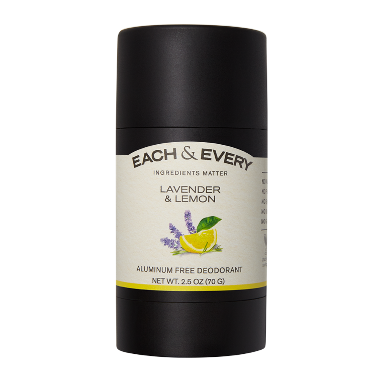 Each & Every Natural Deodorant