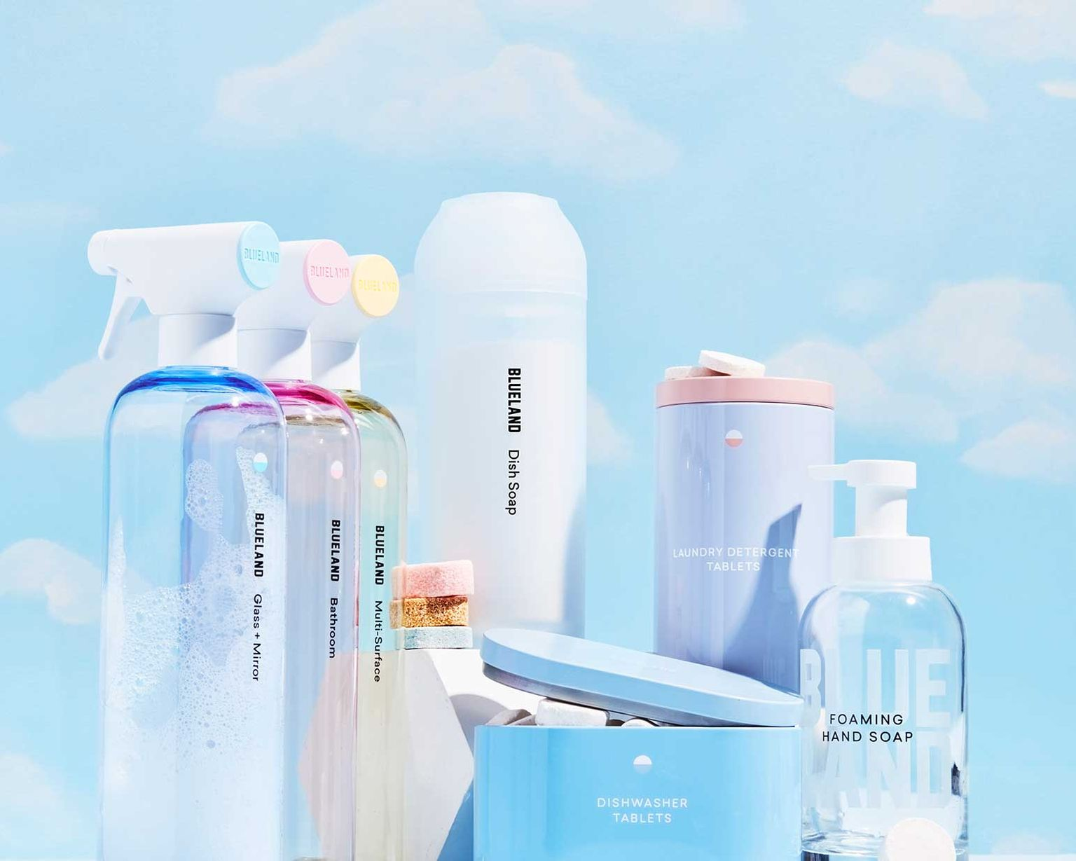 Blueland Cleaning Products