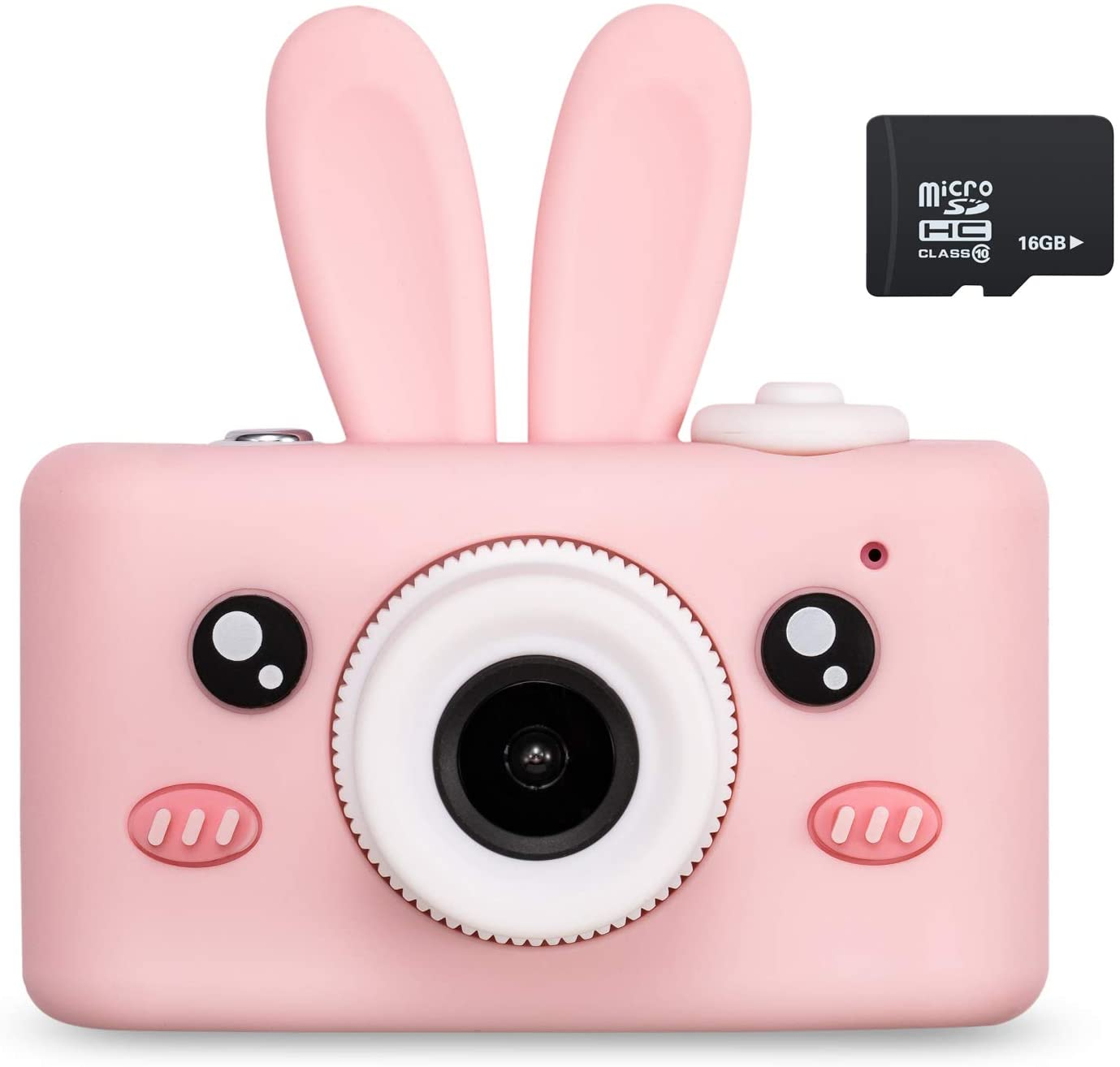 Rechargeable Digital Cameras With Bunny Cover